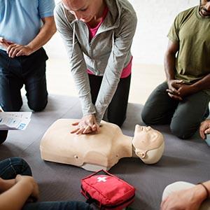 Szkolenie instruktażowe z zasad udzielania pierwszej pomocy