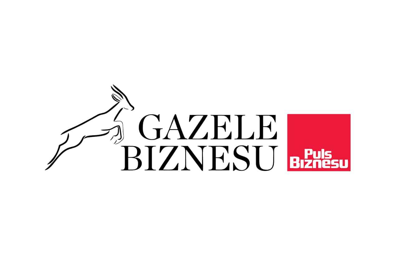 Gazele Biznesu logo