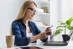 Komputer do biura i pracy