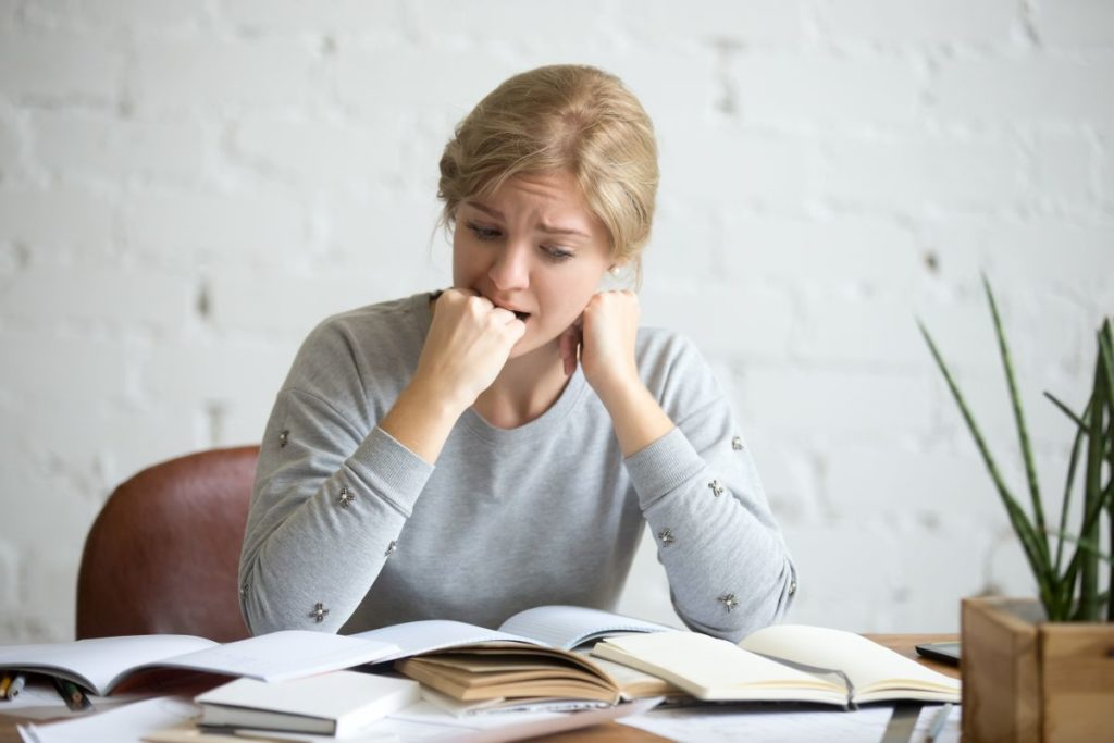 Zaburzenia lękowe - objawy