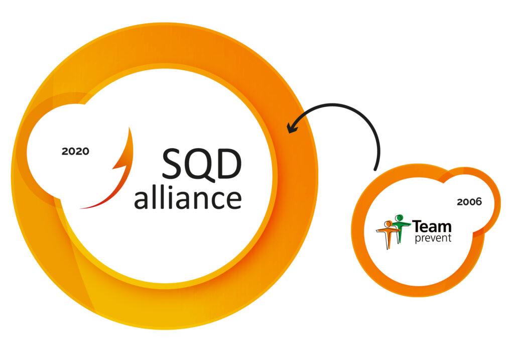 Logo SQD Alliance rebranding
