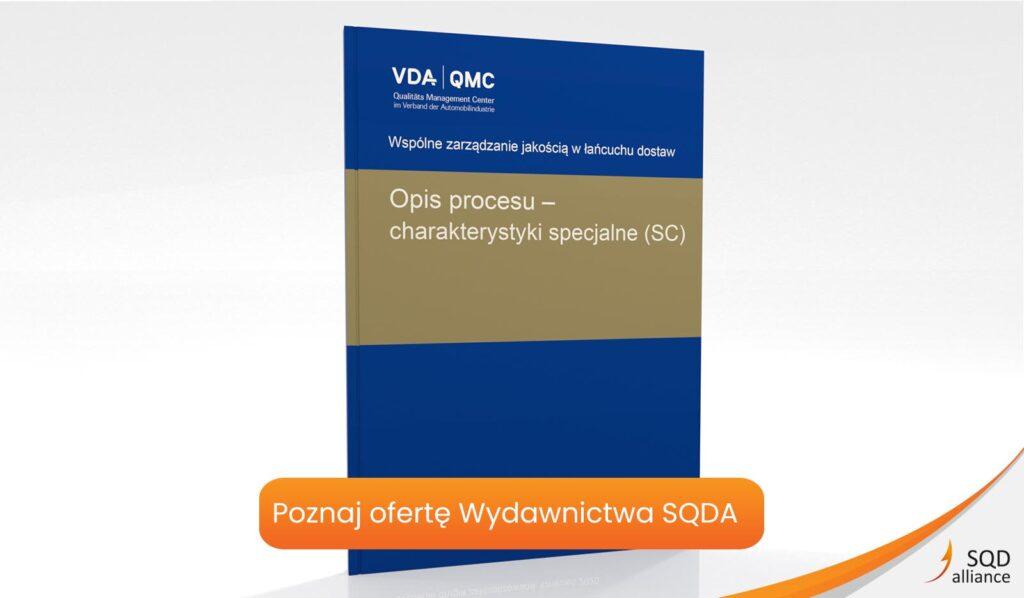 Publikacje VDA Wydawnictwo SQDA