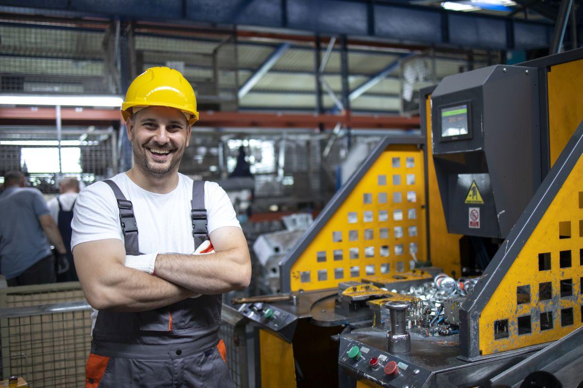 Dbanie o bezpieczeństwo maszyn jest obowiązkiem pracodawcy