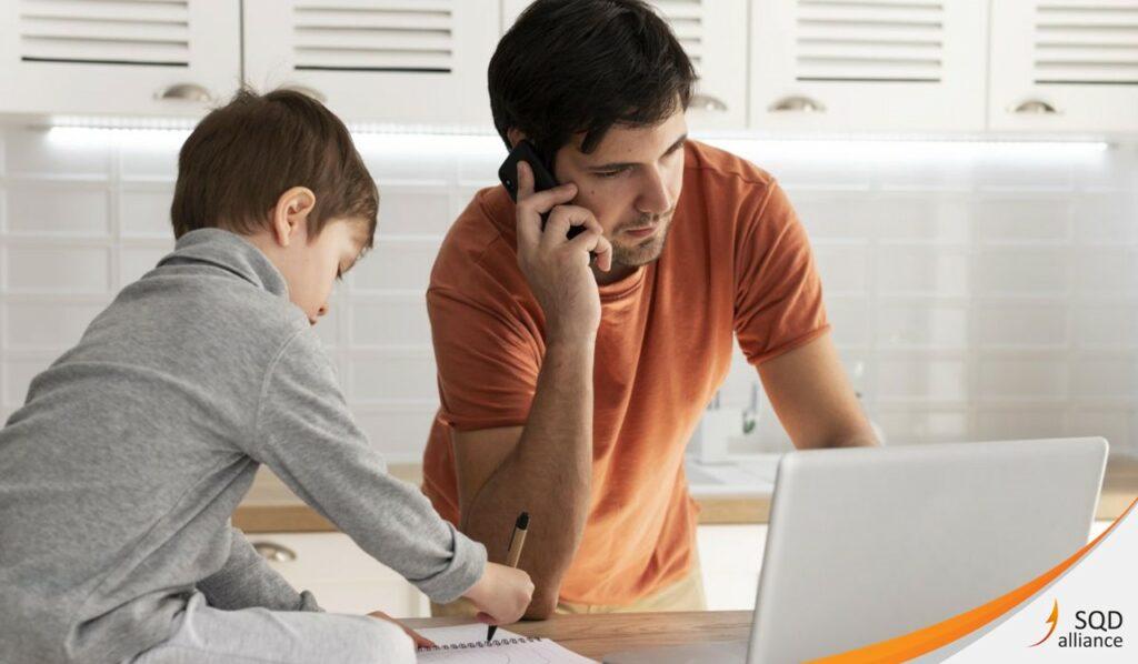 Praca zdalna i życie prywatne - czy można je pogodzić?