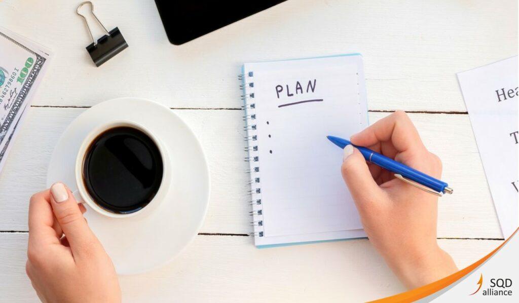 Plan dnia - najważniejsze wskazówki, jak ustalić harmonogram w pracy