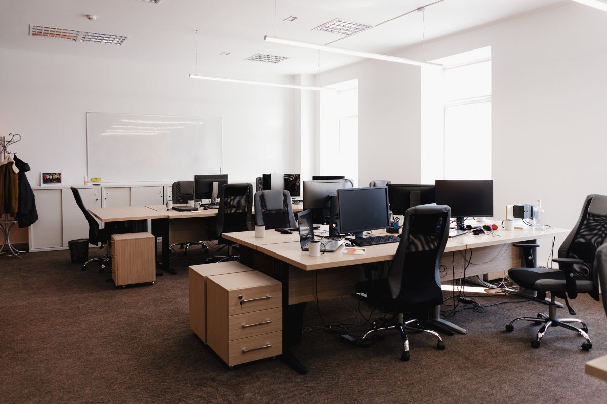 Dobre praktyki - ergonomia miejsca pracy