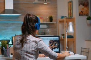 Praca zdalna a ergonomia