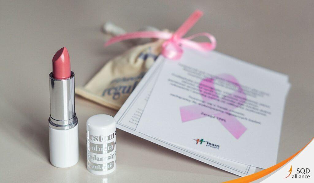 Profilaktyka raka piersi - Różowy Październik